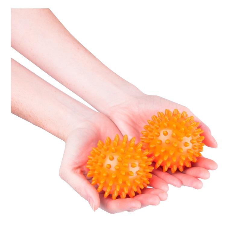 masažinis kamuoliukas