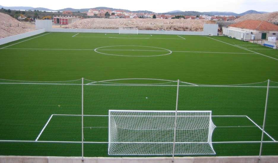 Artificial Grass Surface