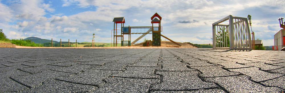 Bērnu rotaļu laukumu segumi