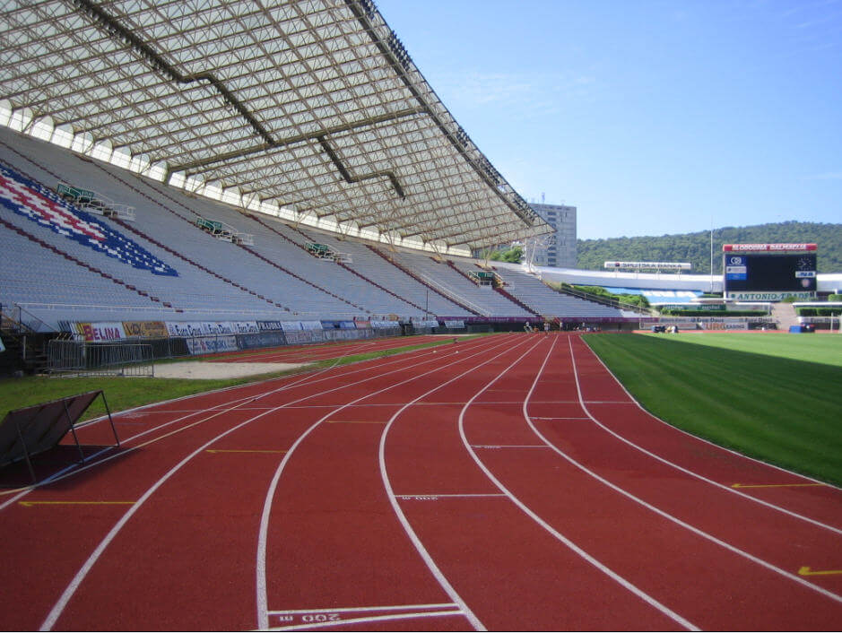 Track Field Surfaces