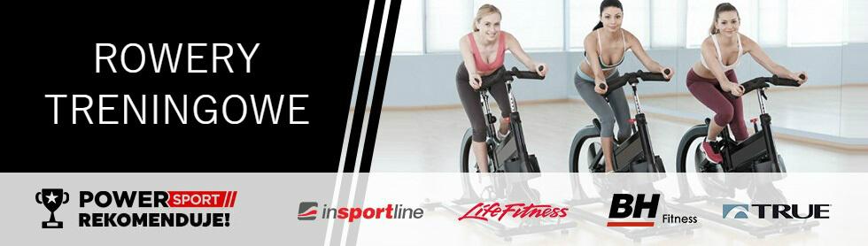 Stacjonarne rowery treningowe