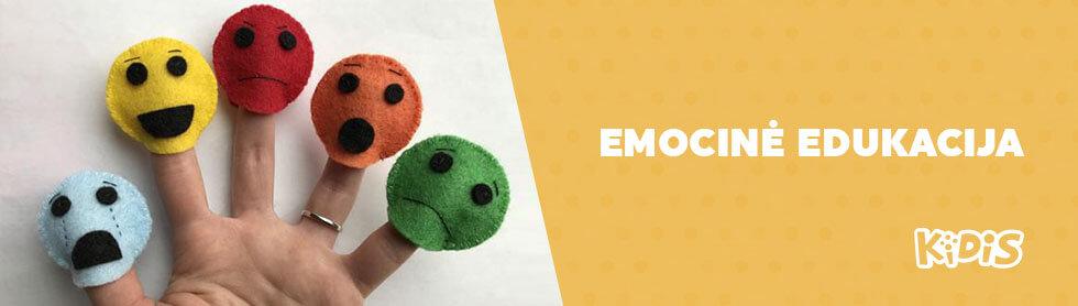 Emocinė edukacija