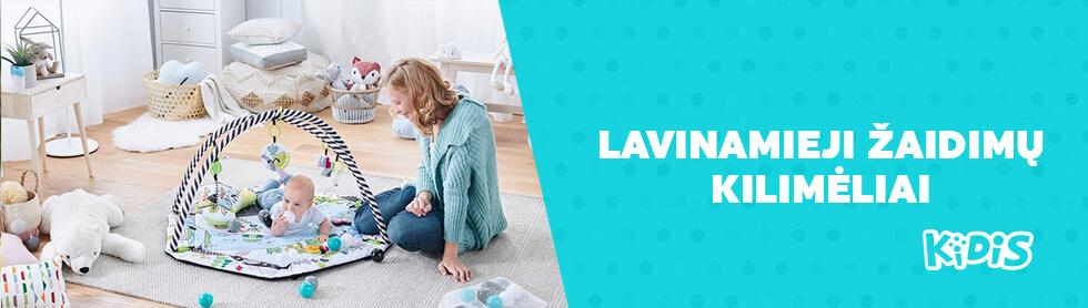 Lavinamieji žaidimų kilimėliai