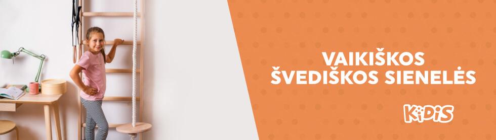 Vaikiškos švediškos sienelės