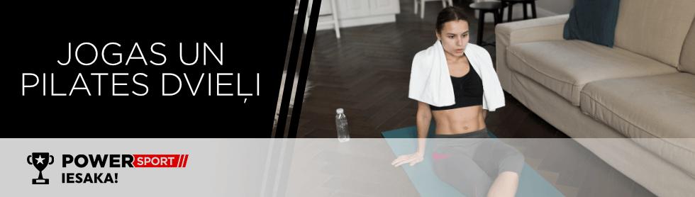 Jogas un pilates dvieļi