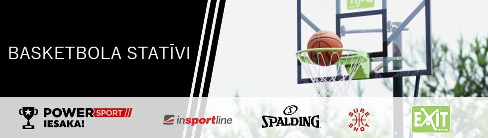 Basketbola statīvi