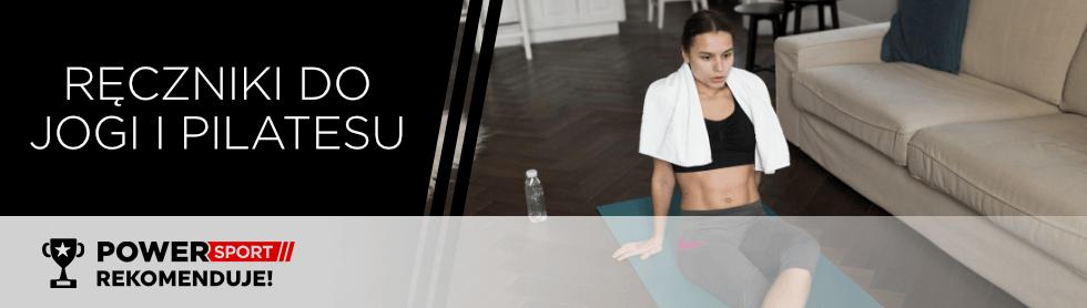 Ręczniki do jogi i pilatesu
