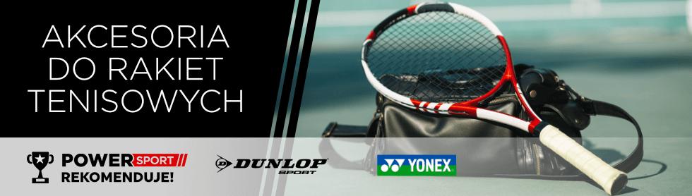 Akcesoria do rakiet tenisowych