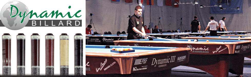 Dynamic Billiard